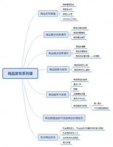 【合集】商品发布系列课